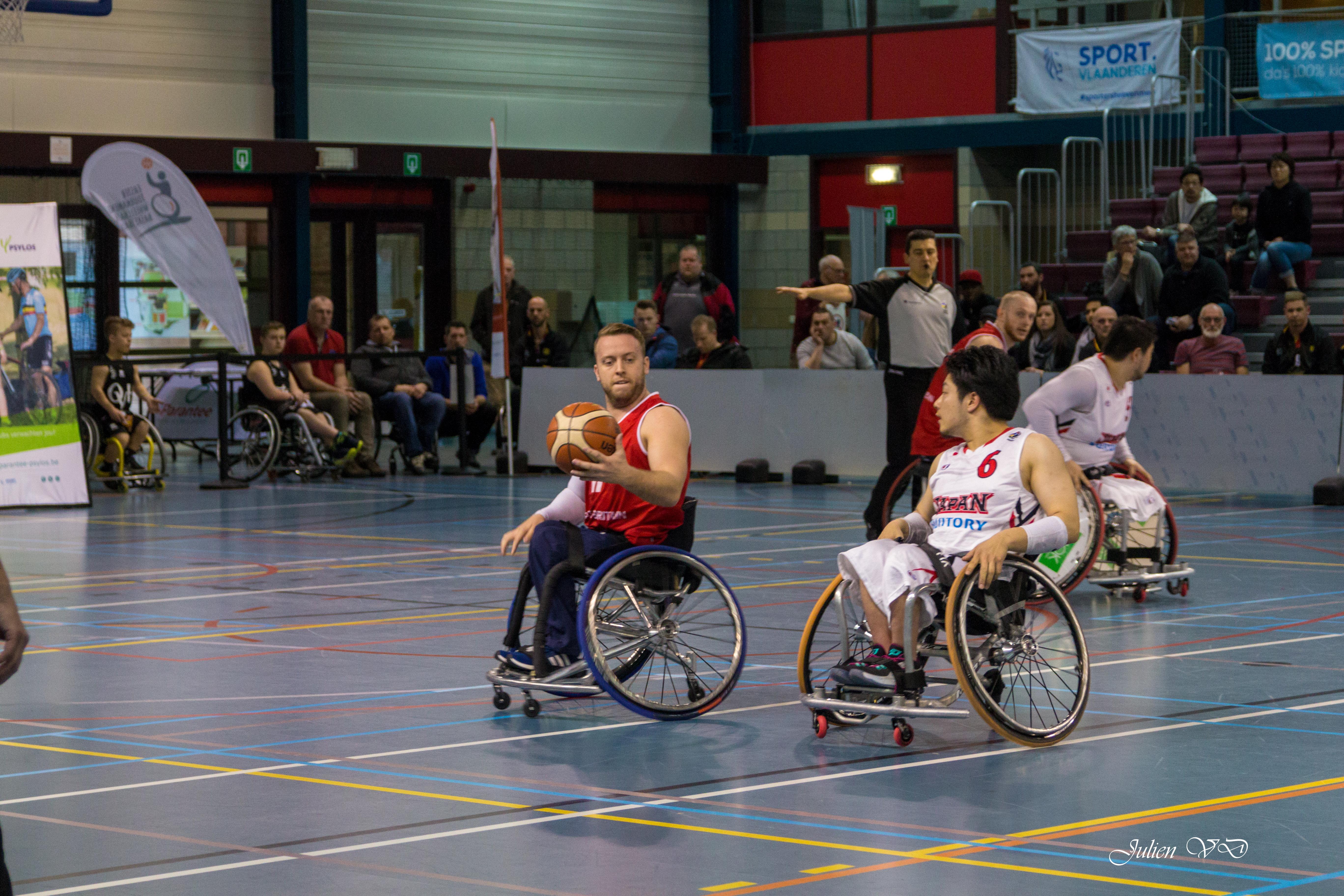 Wheelchair Basketball 31-03-18-7453